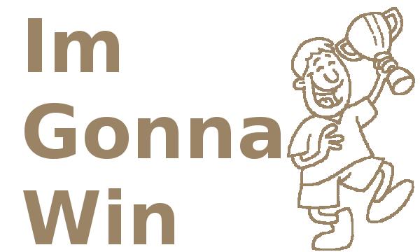 Im Gonna Win