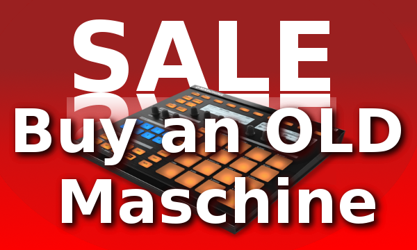Buy An Old Maschine